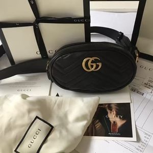 BRAND NEW GUCCI BELT BAG